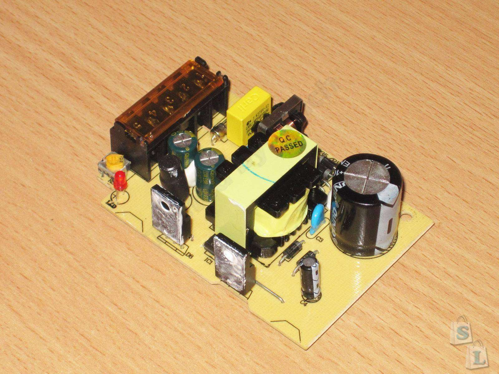 Схемы импульсных блоков питания 5 вольт
