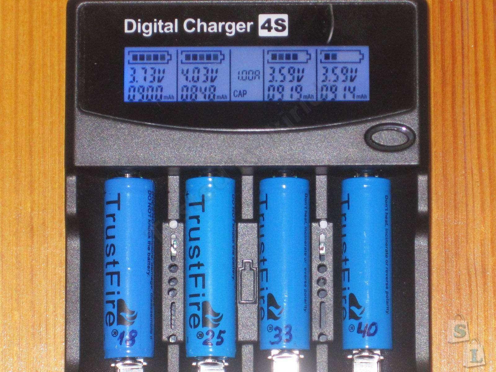 ChinaBuye: Аккумуляторы TrustFire 14500 protected 900mAh, часть вторая, продолжение эксперимента.