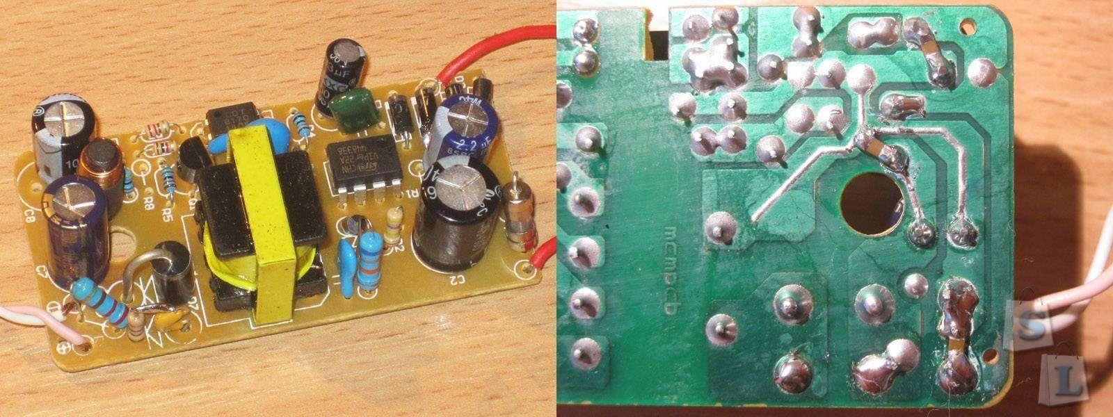 ChinaBuye: 5 Вольт 2 Ампера блок питания с microUSB штеккером