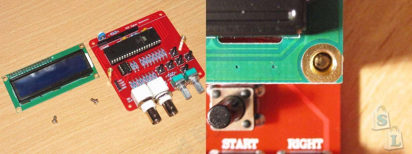 GearBest: Конструктор для сборки простого DDS генератора сигналов