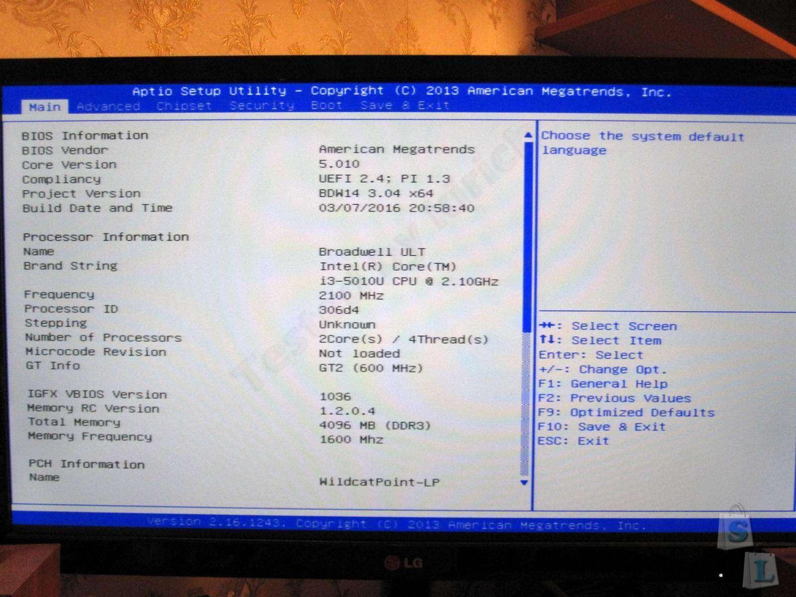 GearBest: HYSTOU FMP03, миникомпьютер с процессором Core-I3-5010U