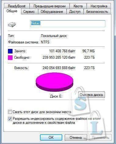 GearBest: Netac N5M mSATA, небольшой обзор небольшого SSD диска
