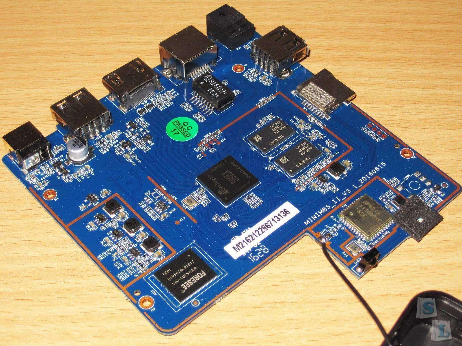 GearBest: Mini M8S II, или Mini M8S с обновленным процессором