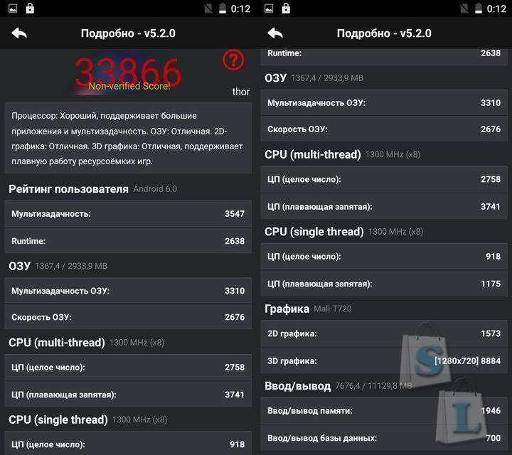 GearBest: Vernee Thor, впечатления после почти месяца пользования