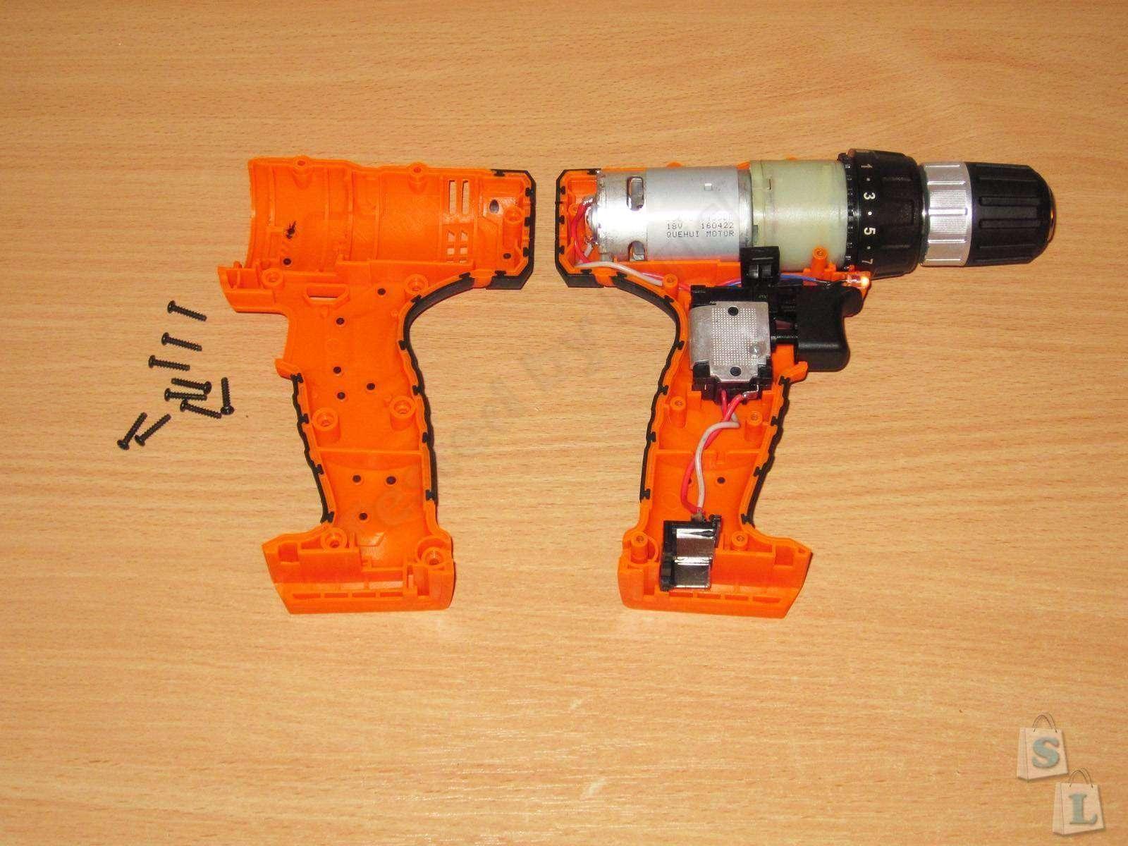 GearBest: Пара аккумуляторных шуруповертов