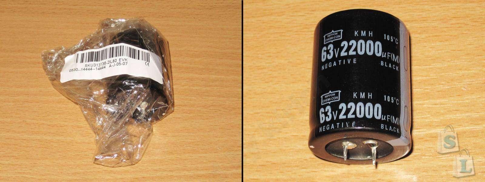 Banggood: Плата-конструктор регулируемого блока питания, или правильный блок питания должен быть тяжелым часть 2