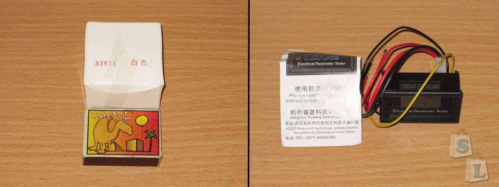 Banggood: Миниатюрный многофункциональный измеритель для всяких поделок