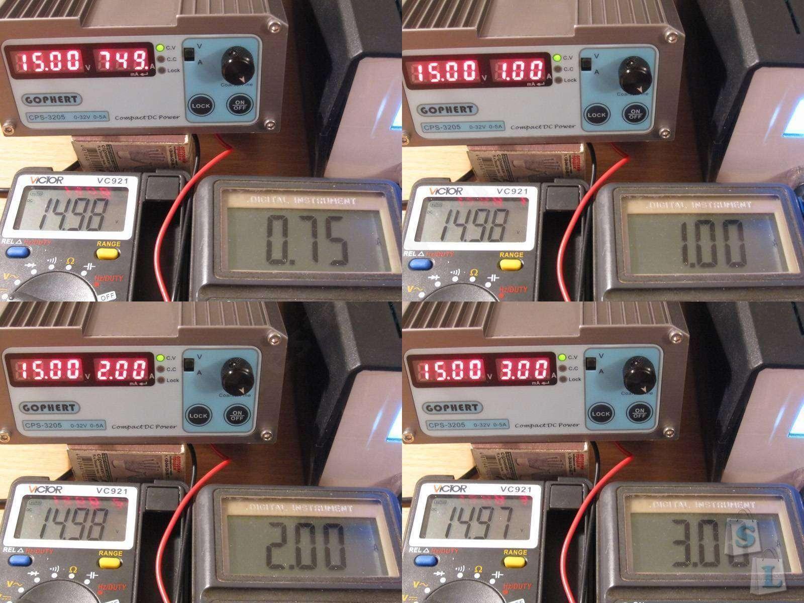 GearBest: Лабораторный блок питания GOPHERT CPS-3205, или тот редкий случай....