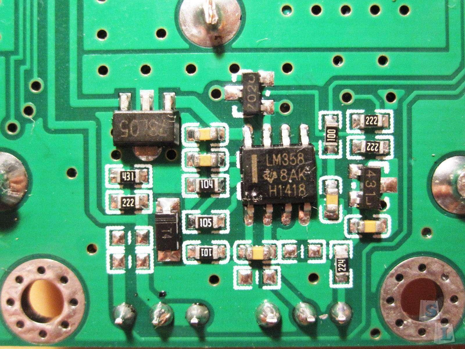 Banggood: DC-DC Step Down модуль с заявленным током в 10 Ампер