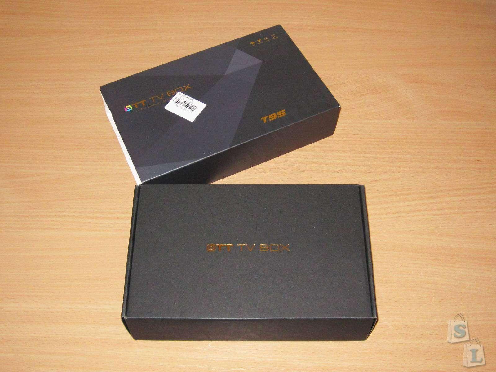 GearBest: Sunvell T95, симпатичный ТВ бокс на базе Amlogic S905