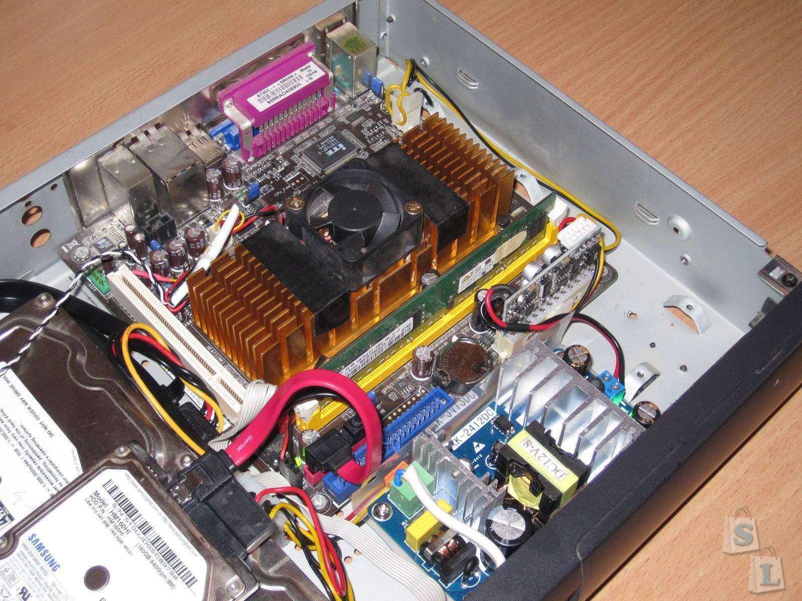 Aliexpress: Многоканальный DC-DC преобразователь Pico PSU ATX и немножко о его применении