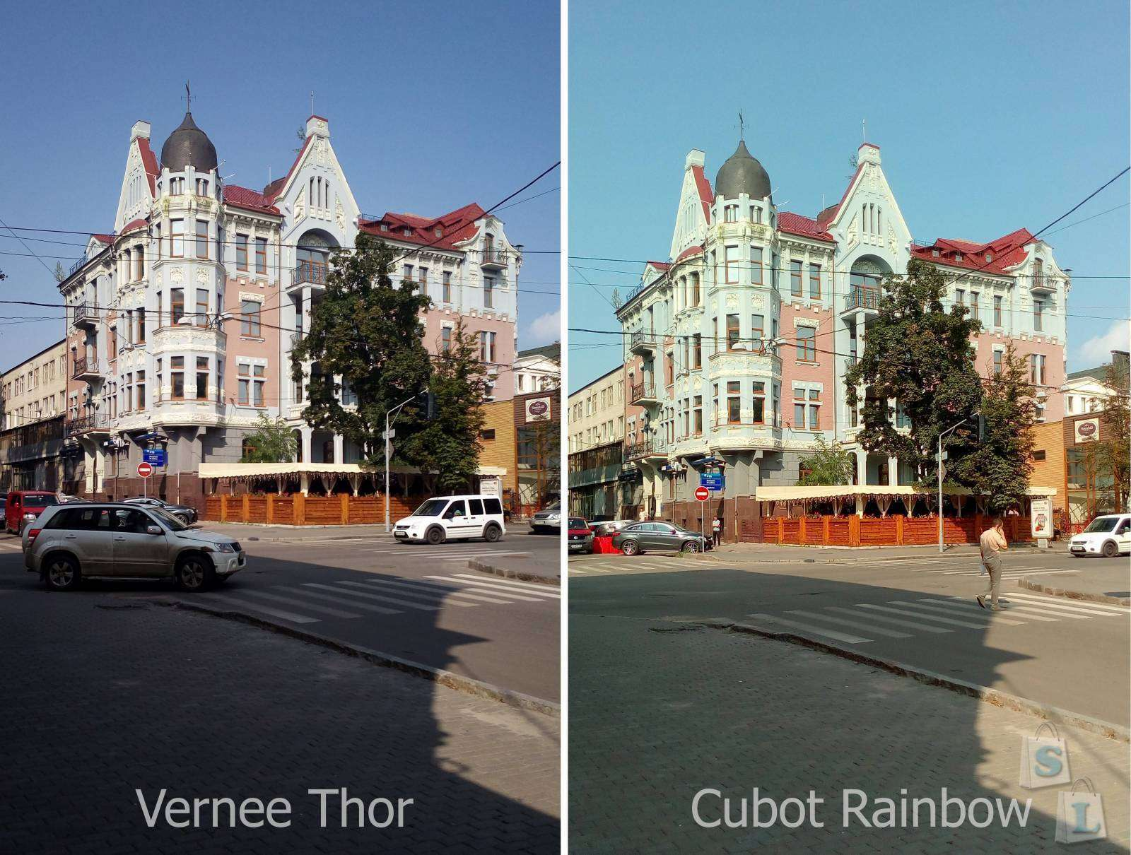 GearBest: Cubot Rainbow