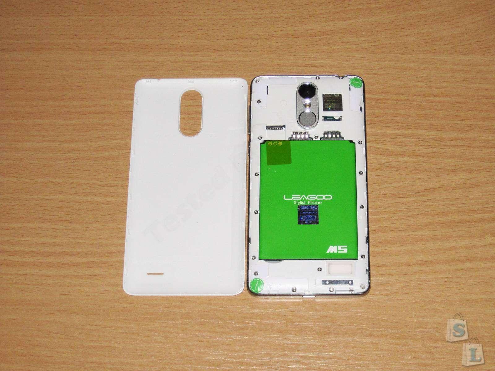 GearBest: Еще один взгляд на смартфон Leagoo M5