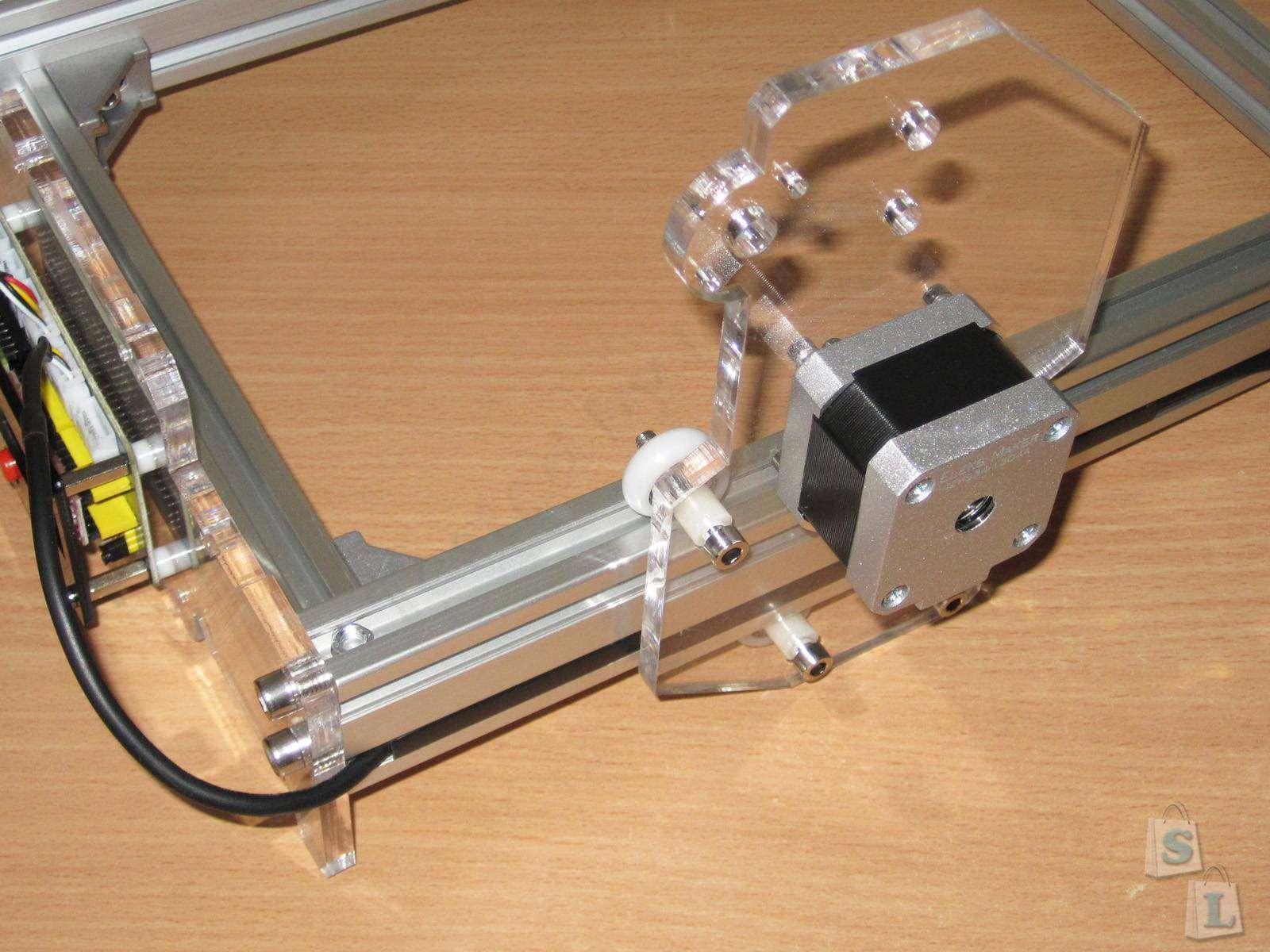 GearBest: Конструктор для сборки лазерного гравера с лазером мощностью 2.5 Ватта