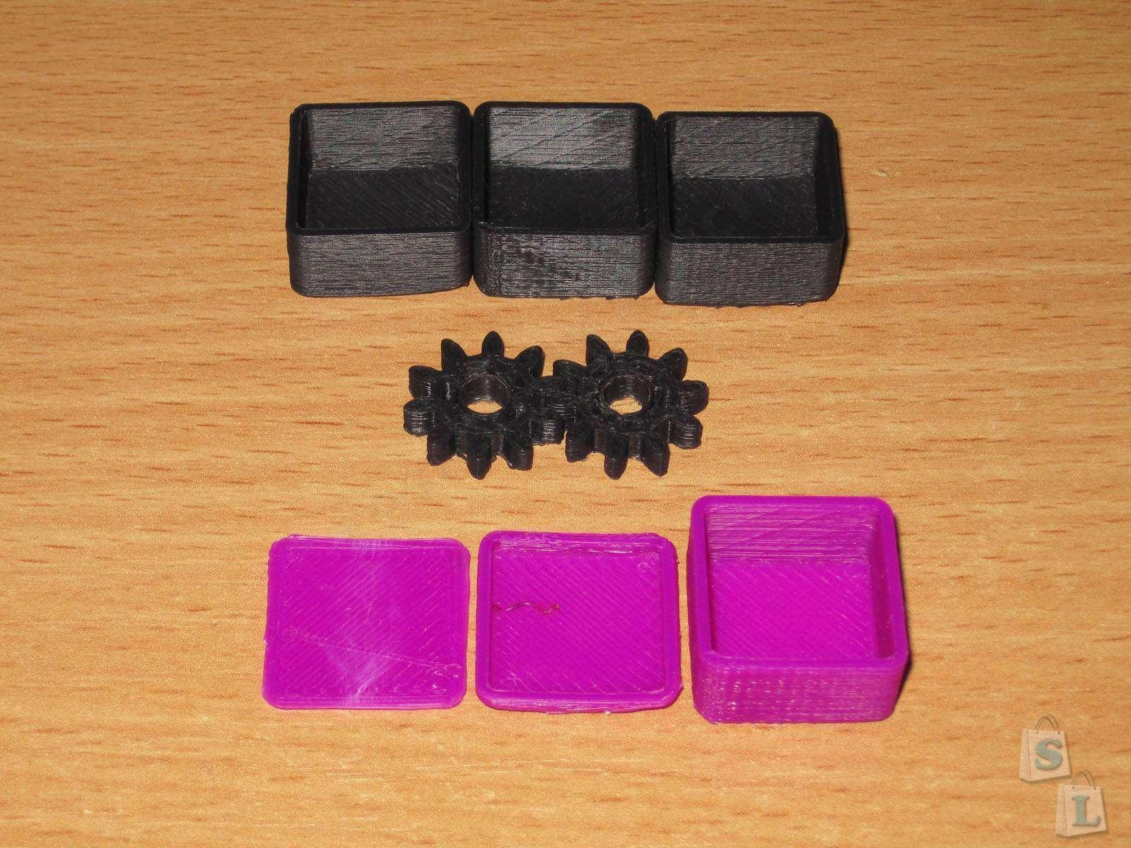 GearBest: ZONESTAR P802, он же Prusa i3 или строим 3D принтер из конструктора