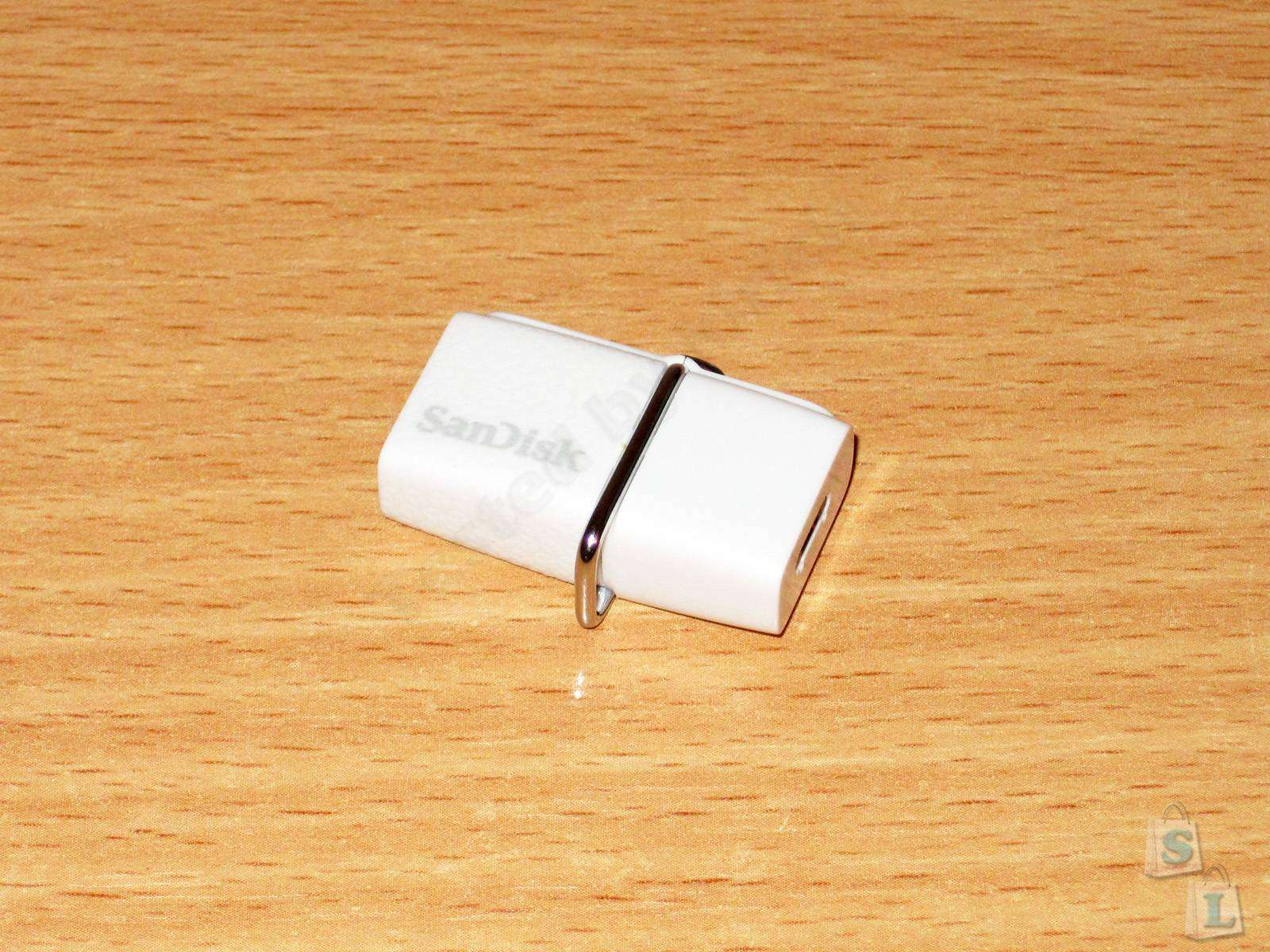GearBest: SanDisk SDDD2 или флешка два в одном