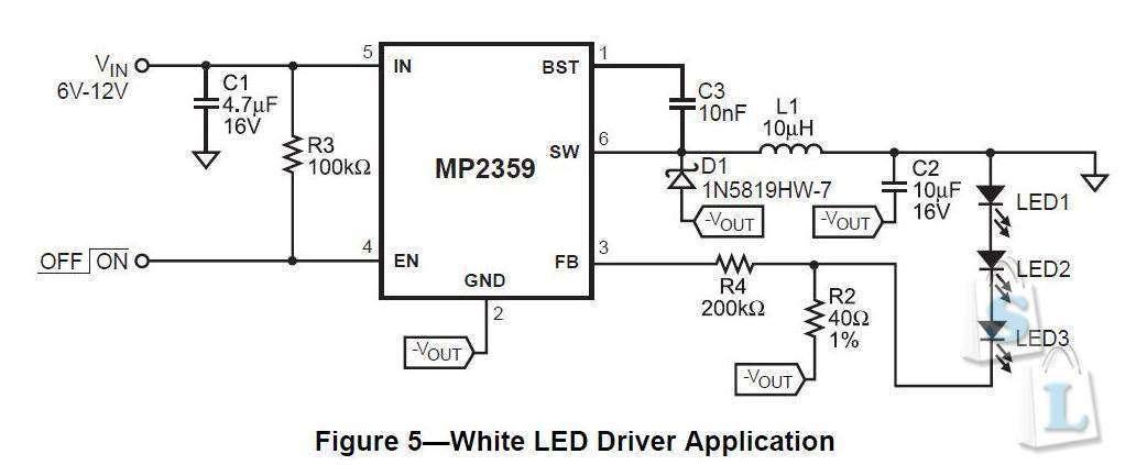 Aliexpress: MP2359DJ неплохой мелкий ШИМ контроллер