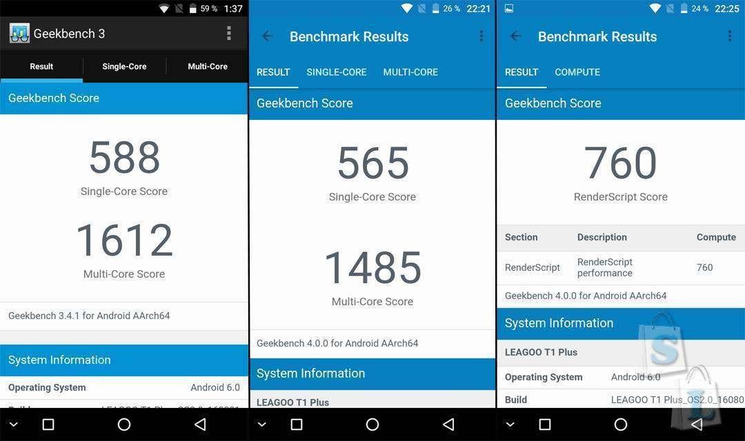 GearBest: Leagoo T1 Plus, смартфон с экраном 5.5 дюйма