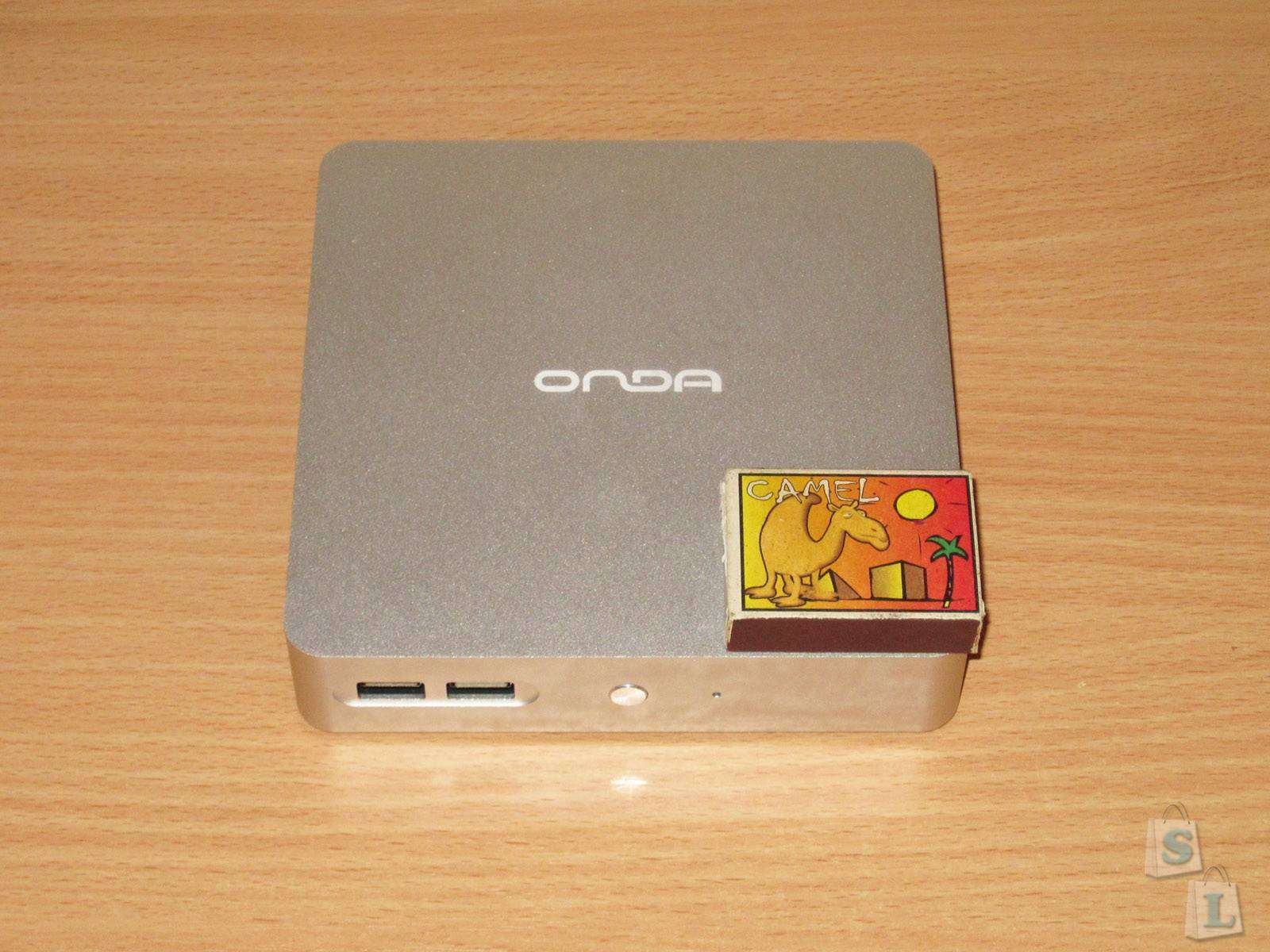 GearBest: Onda M2 Mini PC, небольшой, но не на Атоме
