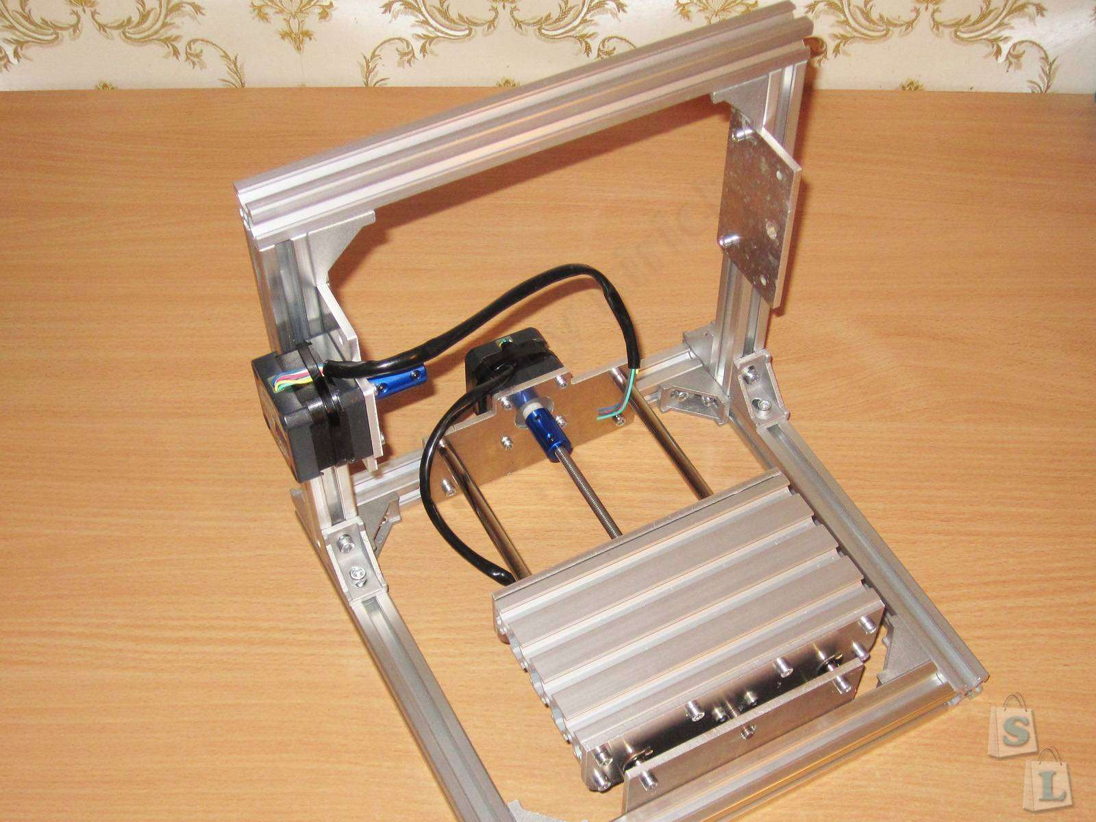 GearBest: Небольшой CNC фрезер-гравер