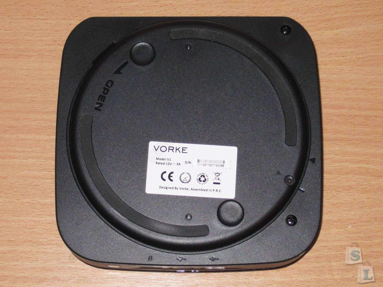 Aliexpress: Миникомпьютер Vorke V1, маленький трудяжка