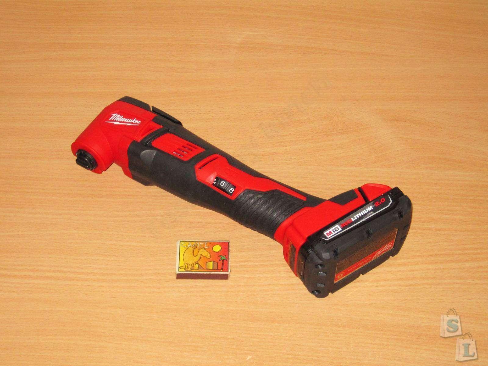 Ebay: Осцилляторная пила MILWAUKEE 2626-20 M18 CORDLESS MULTI-TOOL