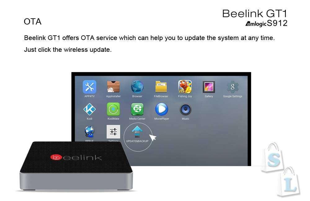 GearBest: Распродажа Beelink GT1  на 11.11.