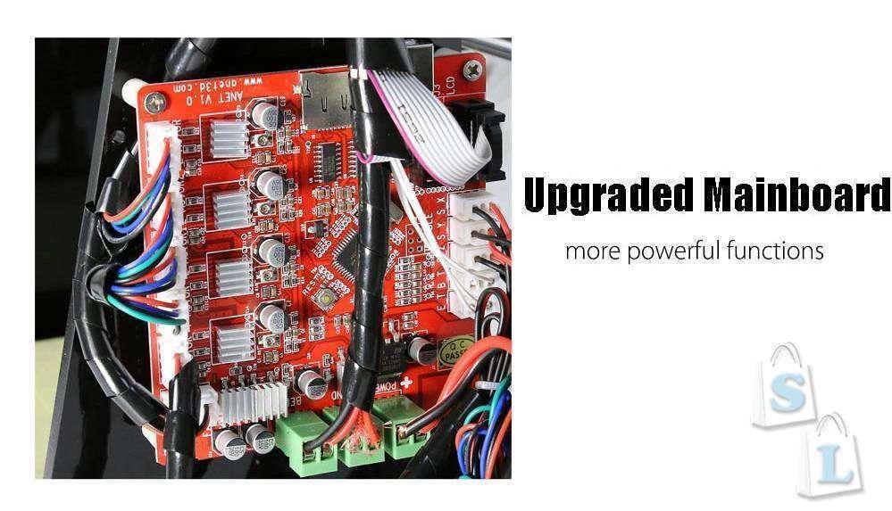GearBest: Распродажа 11.11, 3D принтер Prusa i3