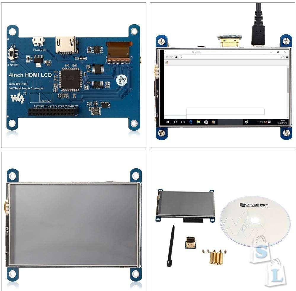 GearBest: Миникомпьютер для энтузиастов Raspberry Pi  и всякое разное для него