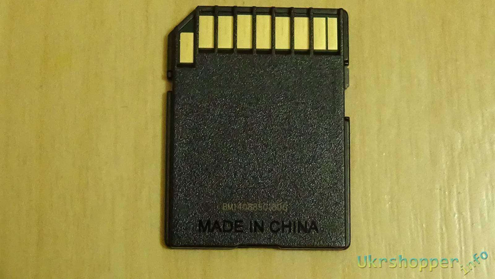 GearBest: Классика жанра- китайская карта памяти 32Гб