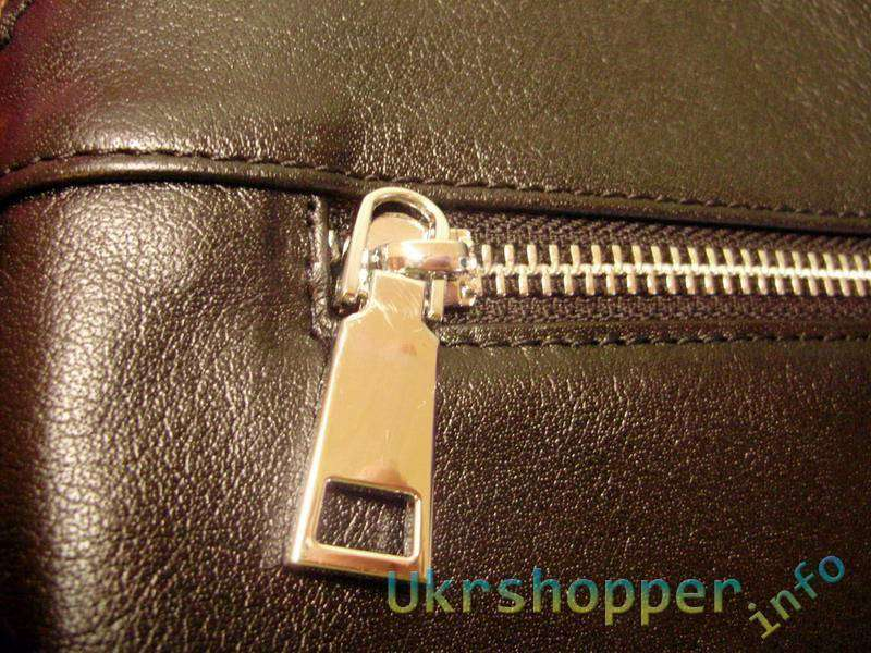 TinyDeal: Мужская сумка из кожи