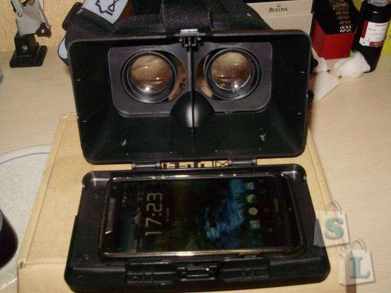 TinyDeal: 3D очки виртуальной реальности