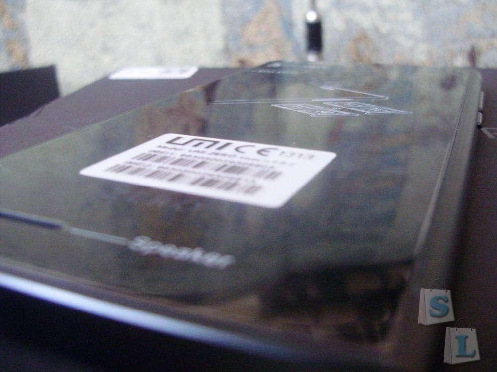TinyDeal: UMI ZERO - 5 дюймов стекла
