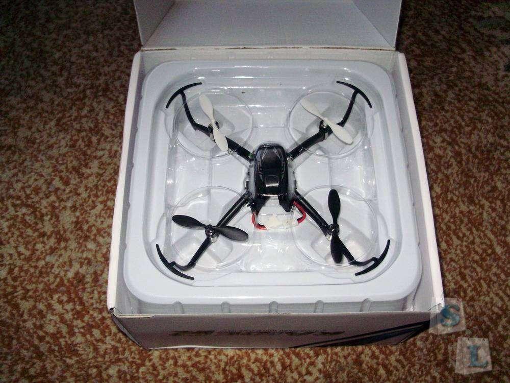 TinyDeal: 4-канальный квадрокоптер Raider с гироскопом