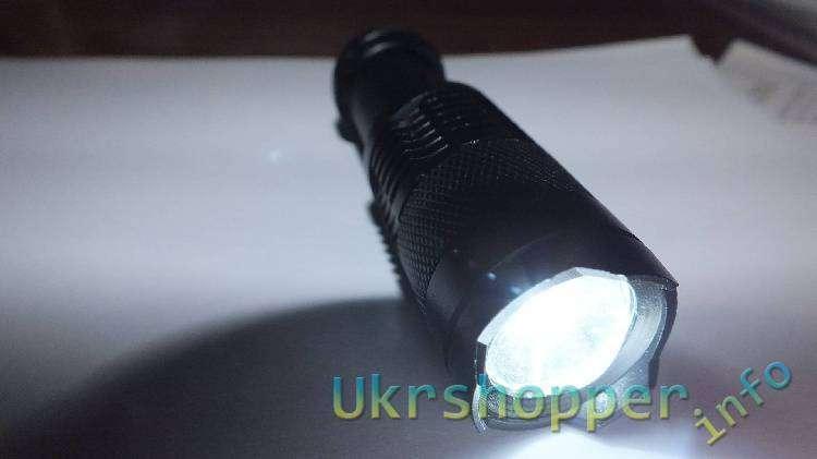 TinyDeal: Маленький фонарик