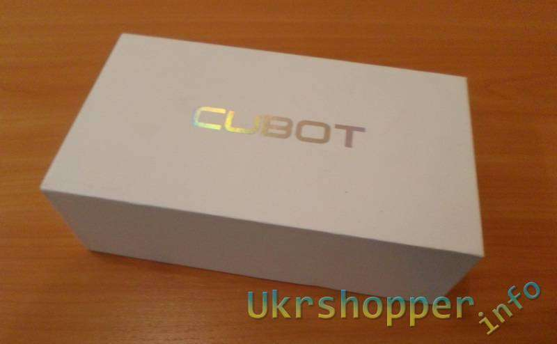 CooliCool: Хороший телеффон CUBOT P9