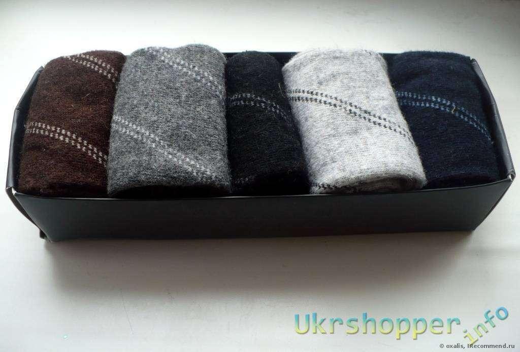 TinyDeal: Шерстяные носки
