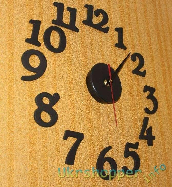 DealExtreme: Настенные часы