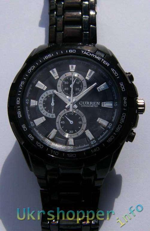CooliCool: Кварцевые наручные часы CURREN