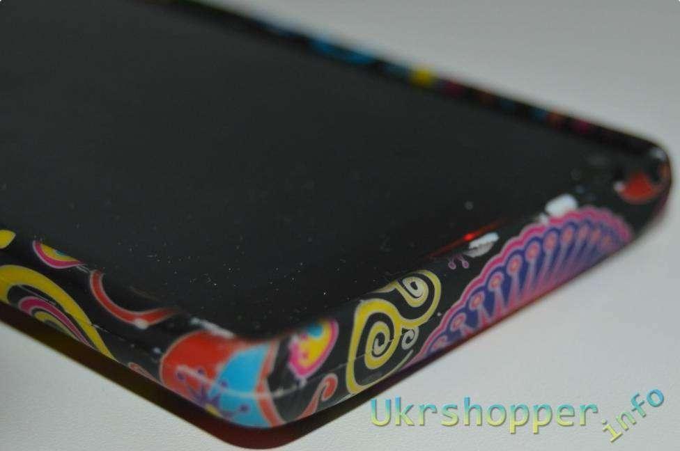 DealExtreme: Накладка на телефон с медузами