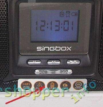 GearBest: Singbox SV902 - переносной радиоприемник и MP3 плеер.