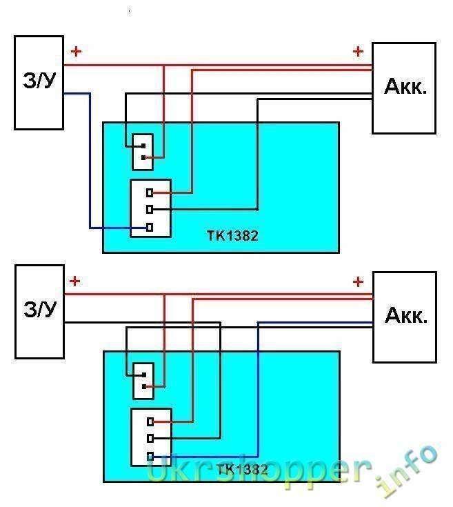 Aliexpress: АмперВольтметр TK1382