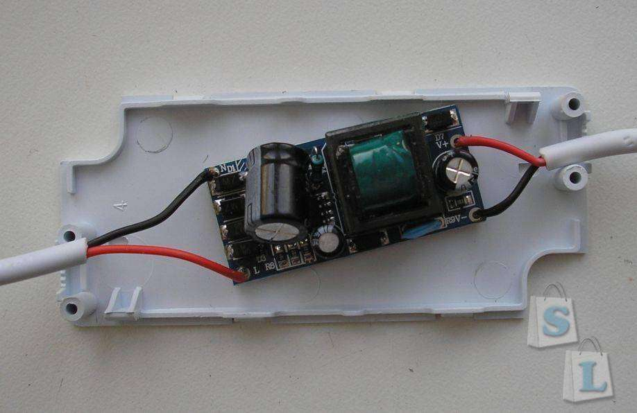 TVC-Mall: Светодиодная панель 10Вт.