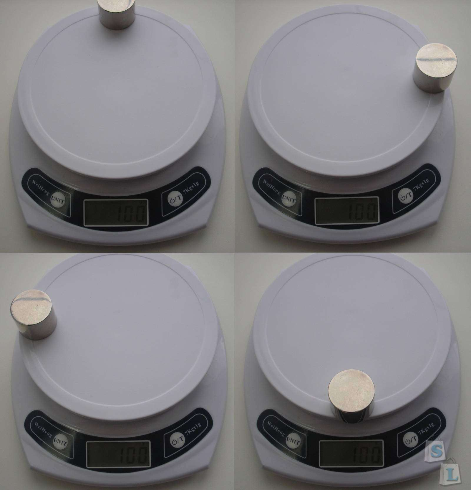 TVC-Mall: Цифровые кухонные весы WH-B  7Kg/1г с функцией калибровки