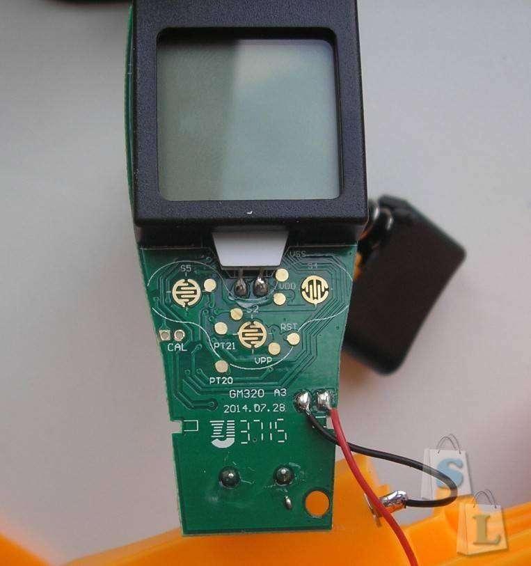 GearBest: Пирометр GM320