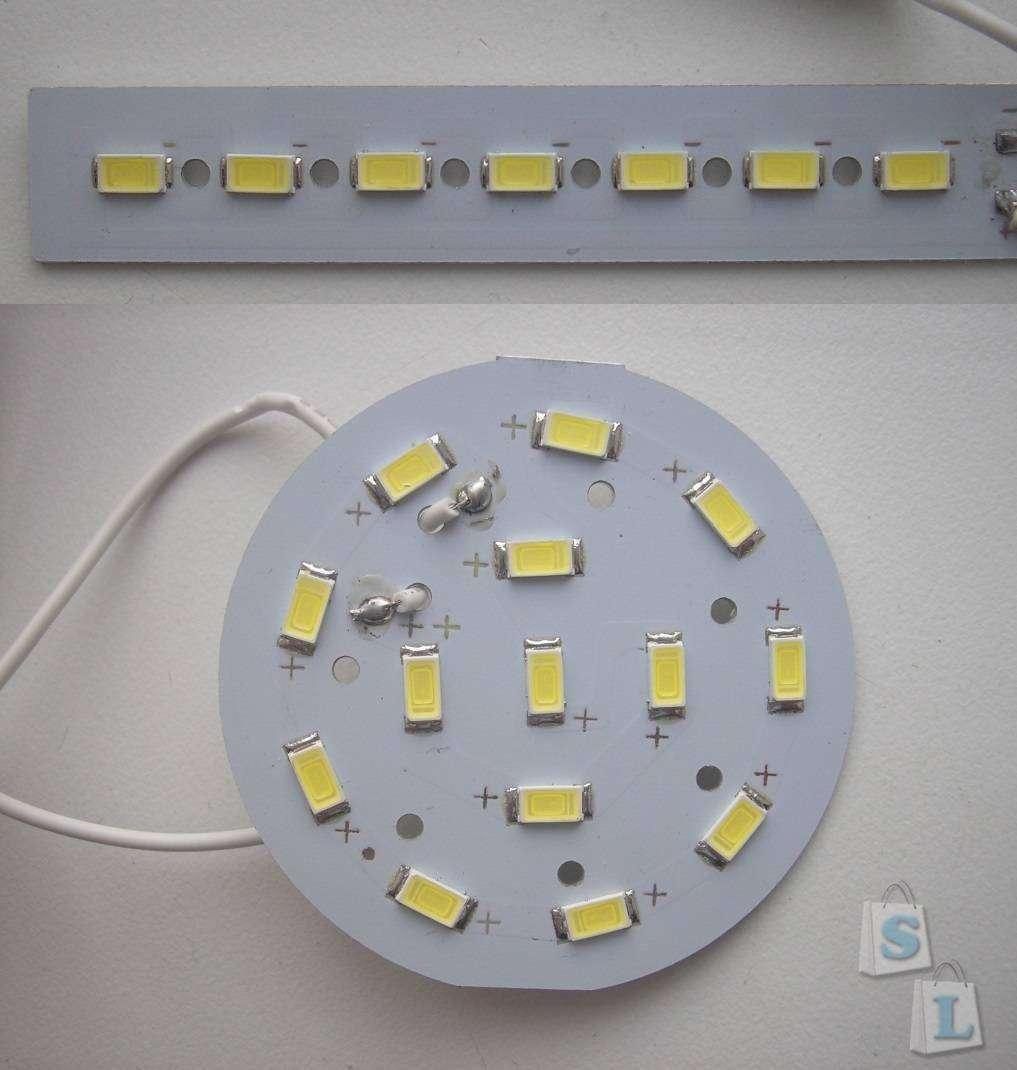 GearBest: «Лампочка-кукуруза» 84 LED  20W 5730SMD, Е27 (И её проверим…)