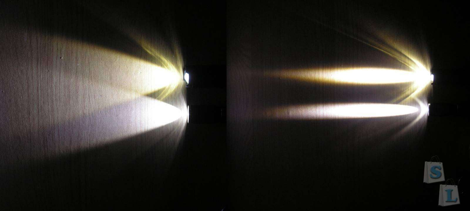 TinyDeal: Фонарик SK68 CREE Q5 3W 1-Mode Zoom (1 x AA)