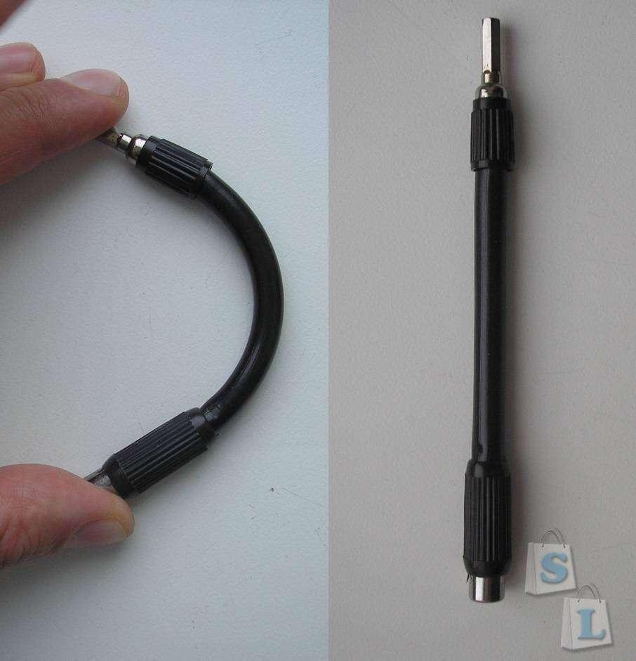 Geekbuying: Одноимённый набор инструмента от известного китайского магазина (для ремонта смартфонов, планшетов…)