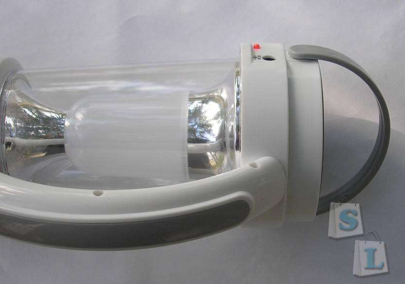 TVC-Mall: Фонарь для кемпинга TGX-6059 на солнечной батарее