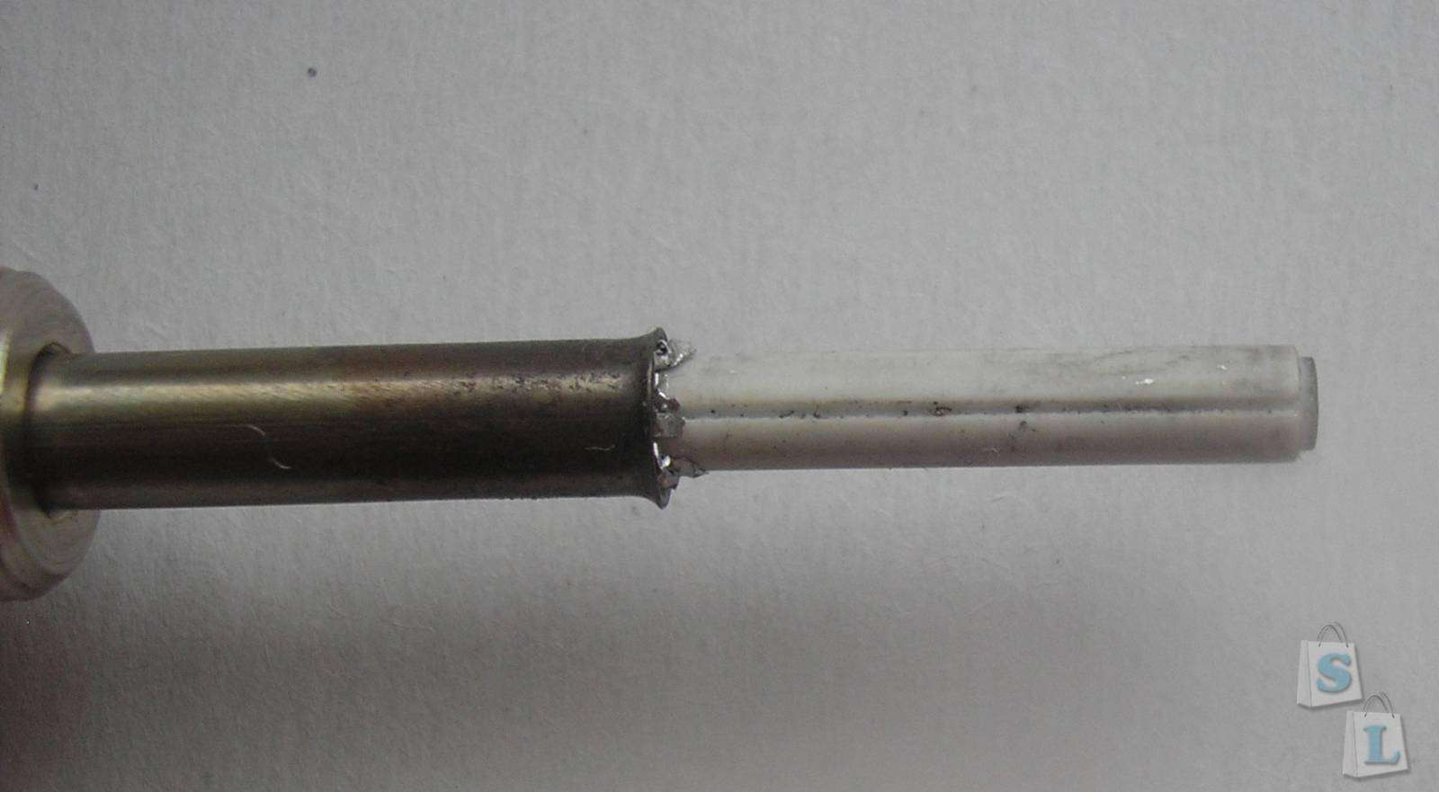 TomTop: Электрический паяльник Tomizawa с керамическим нагревательным элементом и термостабилизацией